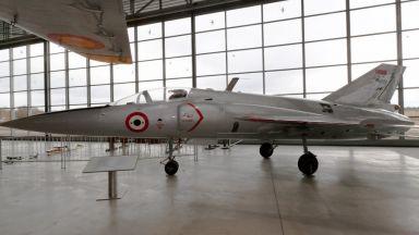 Последният самолет на Месершмит (снимки)