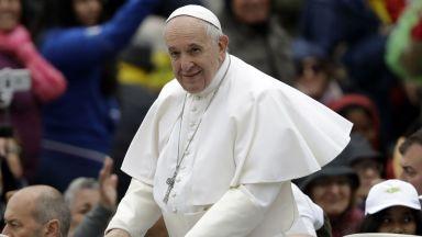 Папата за първи път назначи жени във важен орган на Ватикана
