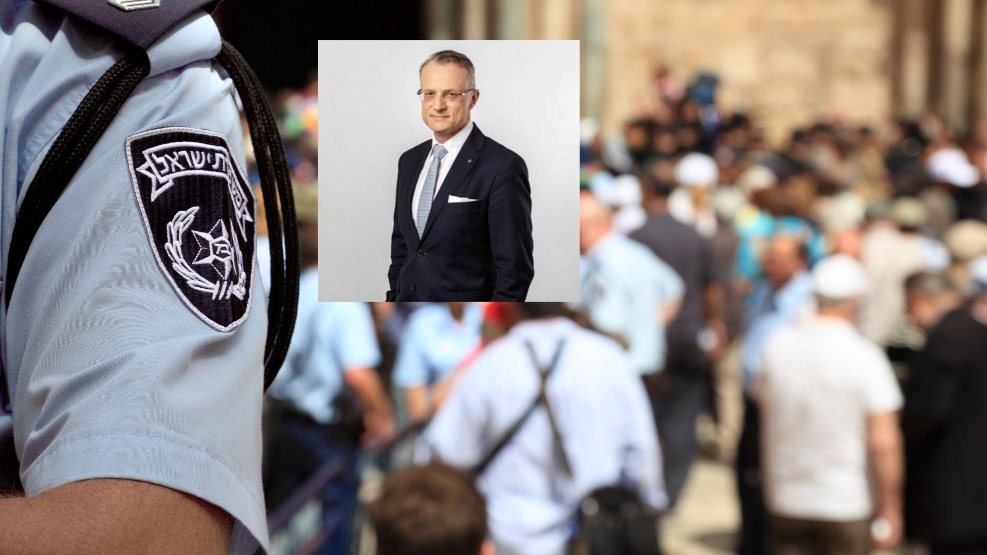 65-годишен израелец наплю полския посланик в Тел Авив