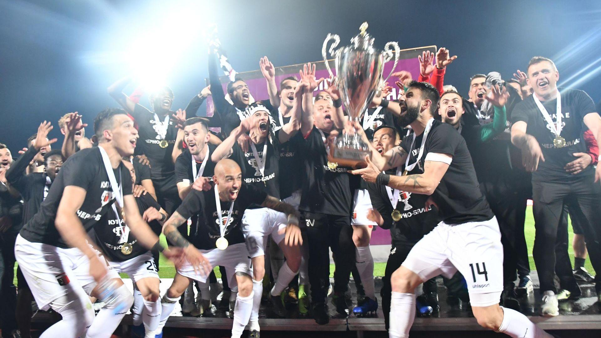 Обявиха кога ще се играят осминафиналите за Купата на България