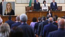 Мария Белова се закле като депутат