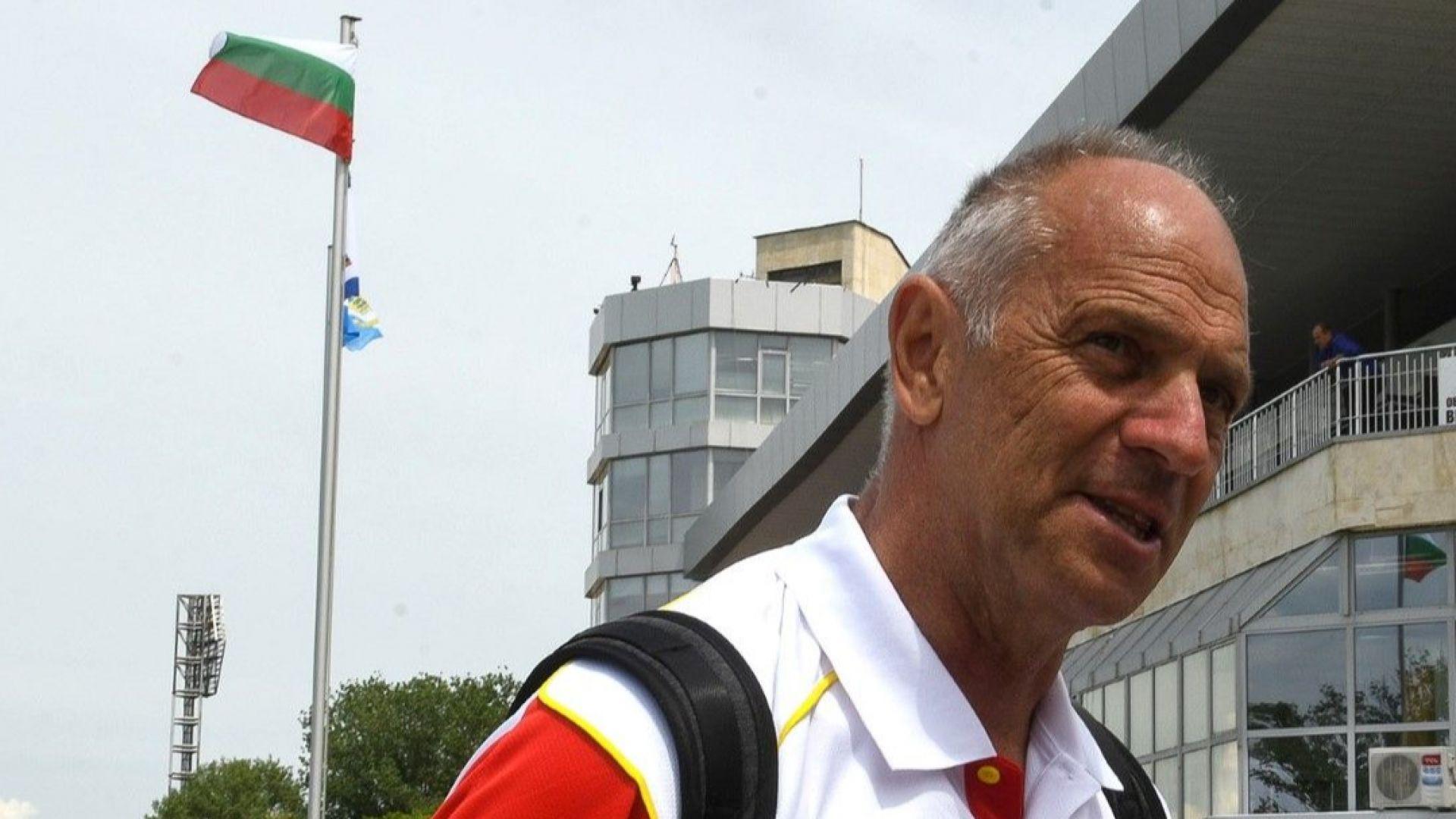Петкратният олимпийски шампион сър Стив Редгрейв: Благодаря, Пловдив! Спечелихте ме за приятел