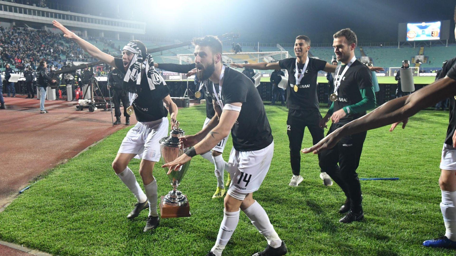 Пловдивският футболен празник (снимки и видео)