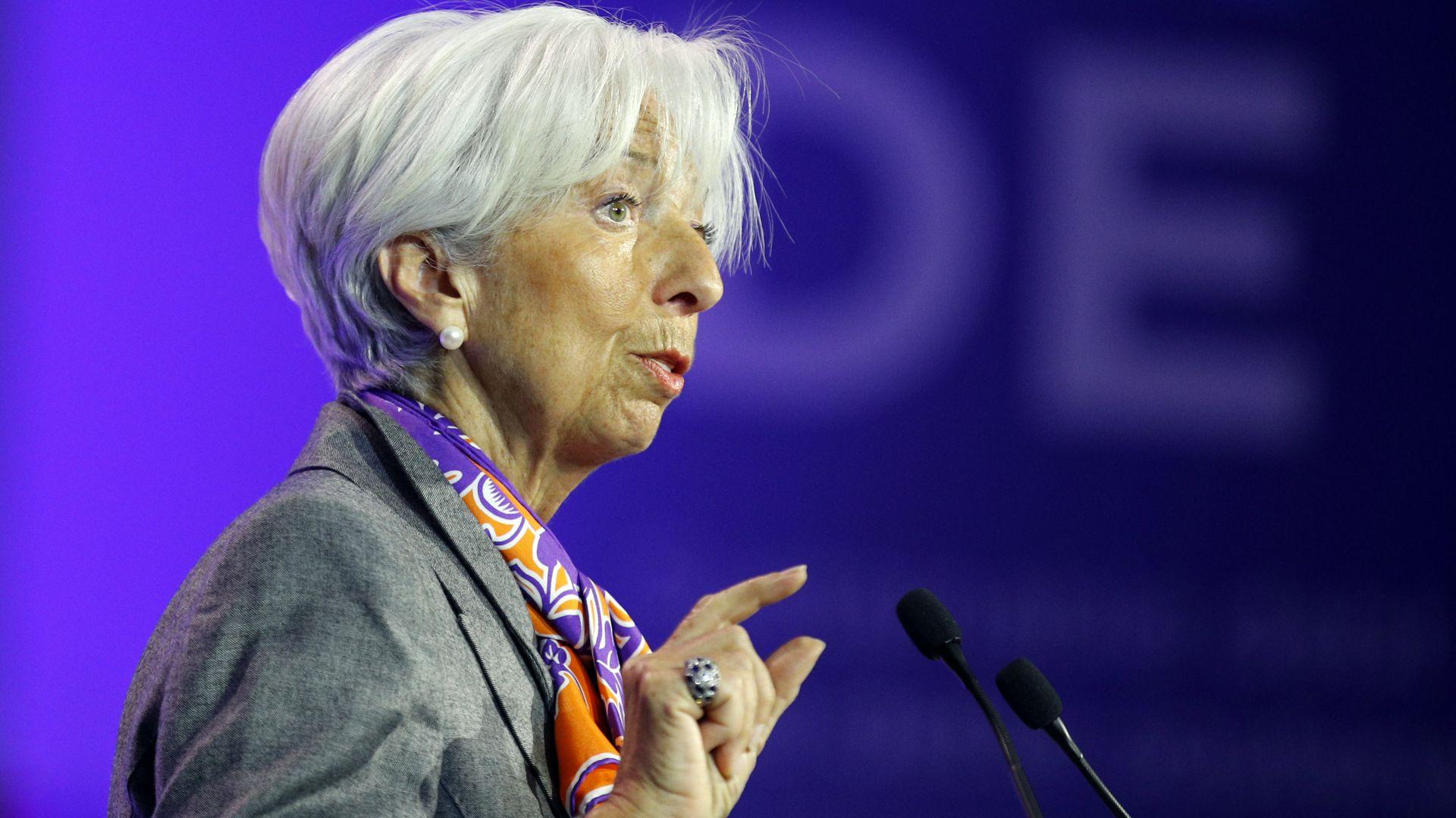 МВФ не е притеснен от търговската война