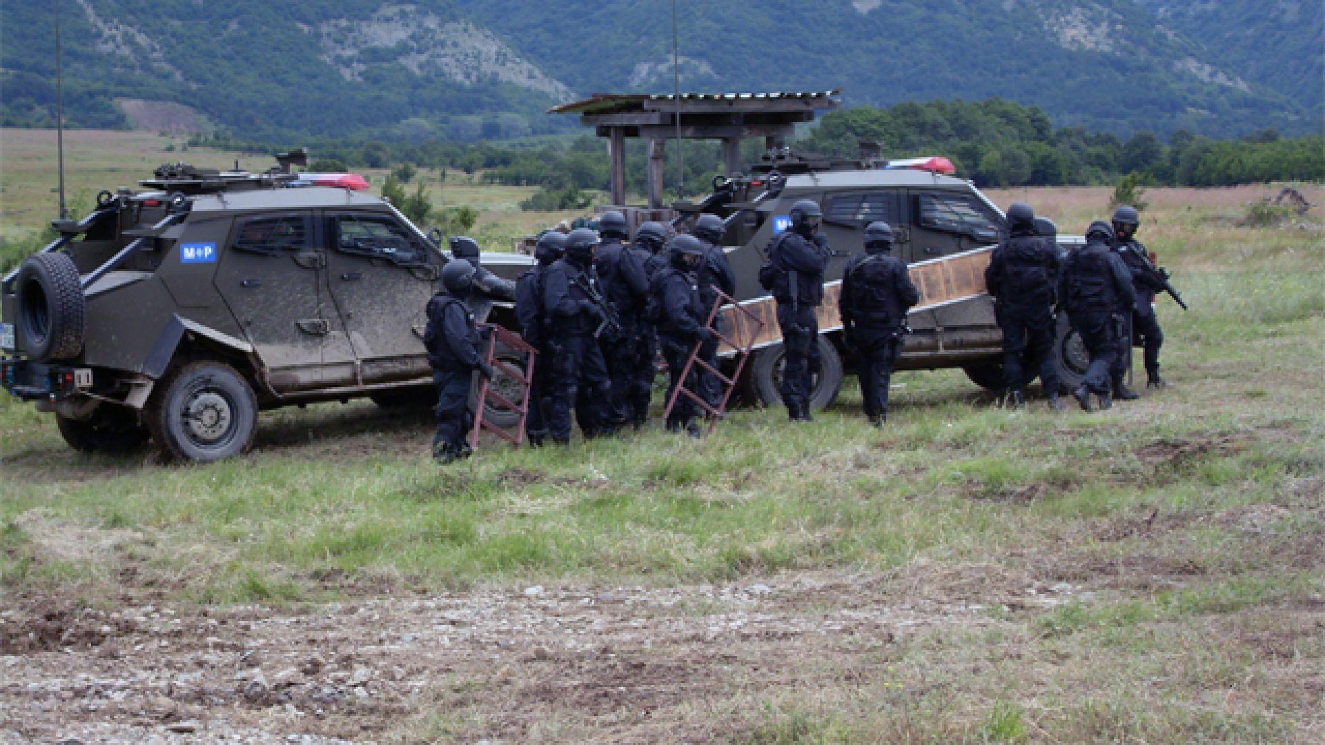В хода на издирването на 43-годишния Стоян Зайков в село