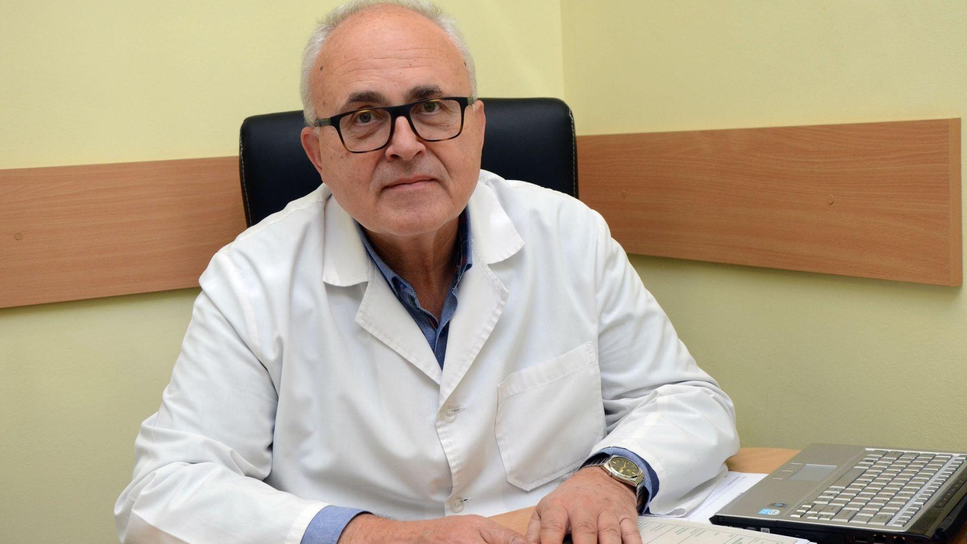 Д-р Динчо Георгиев: Раждането със секцио крие риск от почти непознат и опасен дефект