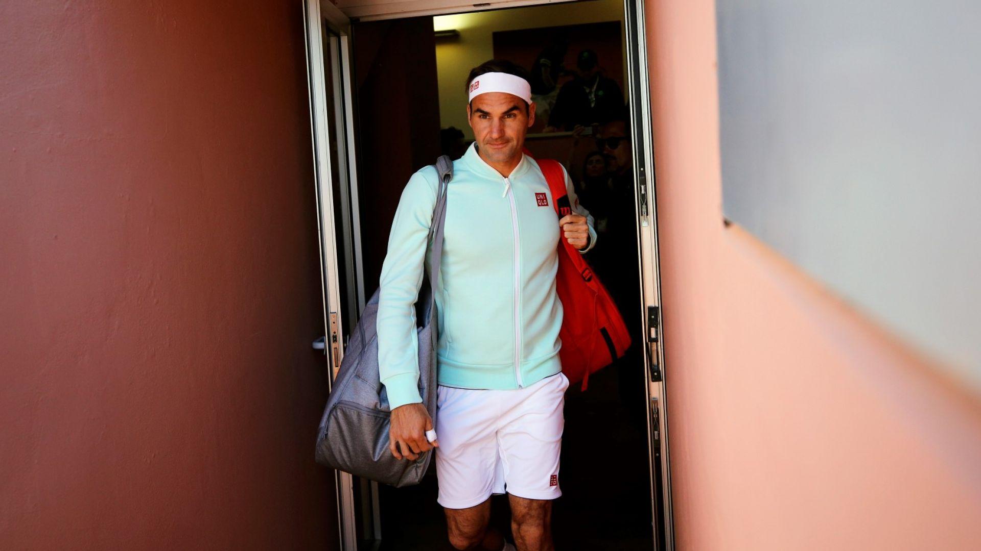"""Федерер и Надал впечатлиха, """"черна котка"""" чака Маестрото"""