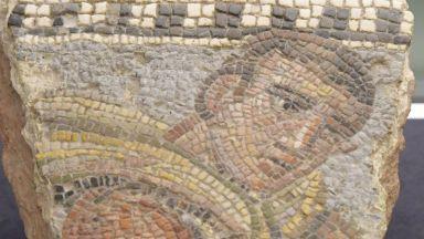 Цветни мозайки от Древен Рим показват в Археологическия музей