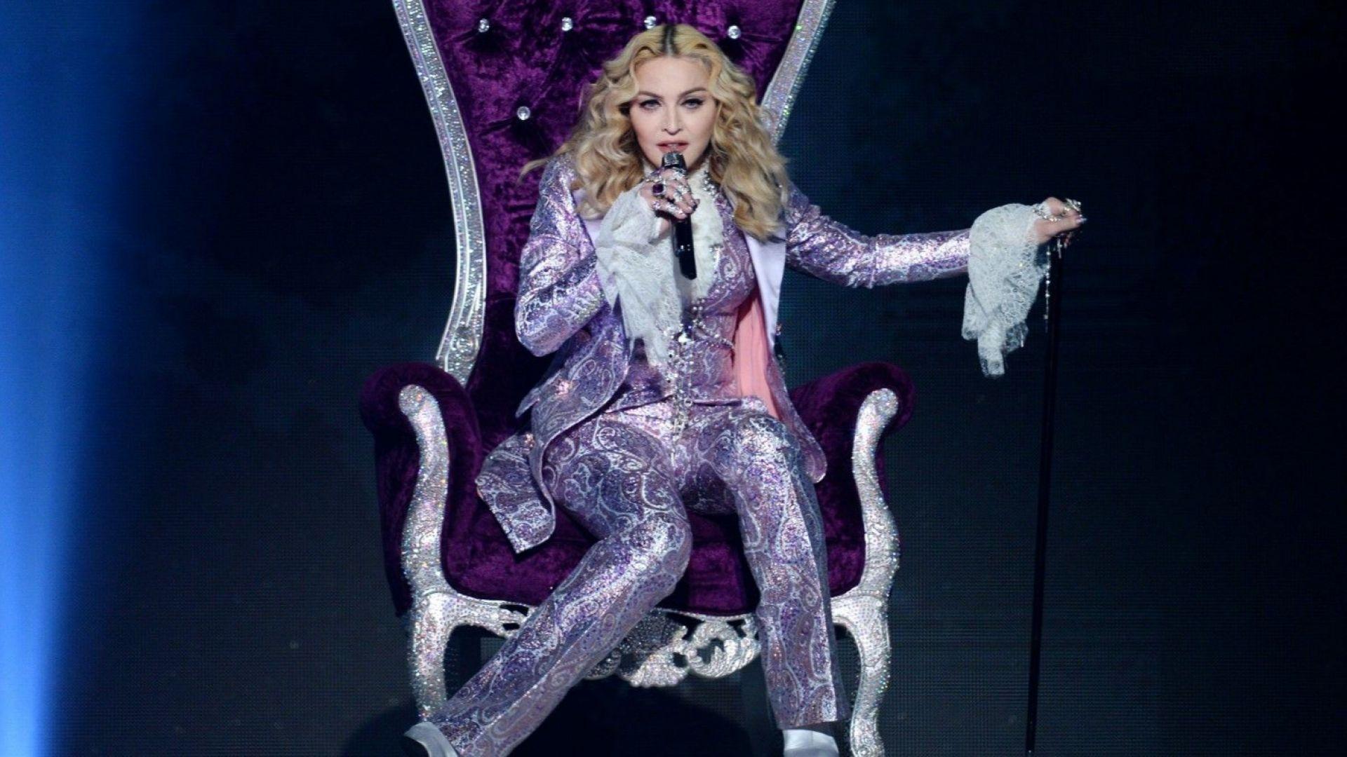 """Не допуснаха Мадона на репетиция на """"Евровизия"""" - нямала договор"""