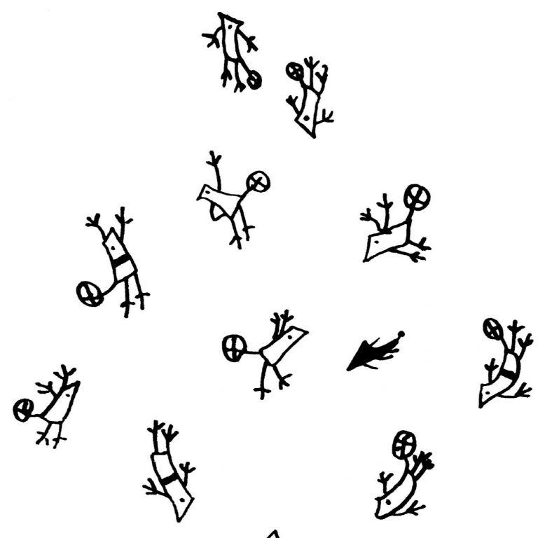 """""""Ние, врабчетата"""" - оригиналните илюстрации на Йордан Радичков в изложба за първи път"""