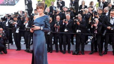 София Борисова с втора рокля в Кан и ексклузивен коментар