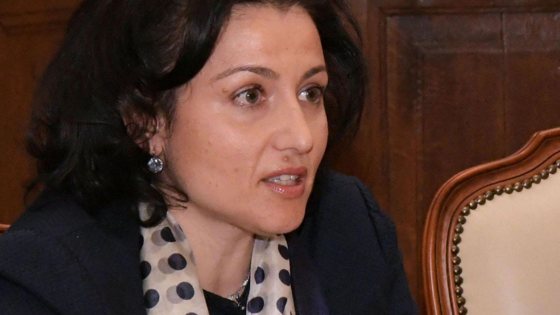 Танева освободи Багдатова и назначи на нейно място Евдокия Кръстева