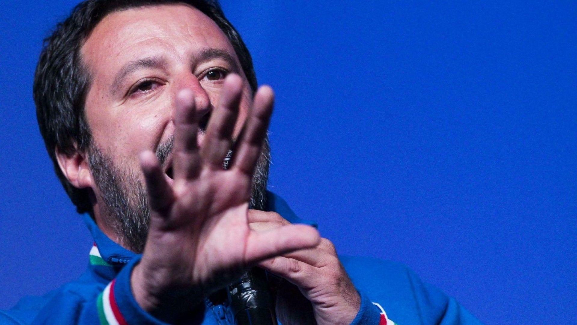 """Салвини и Льо Пен събират в Милано 12 крайнодесни партии, сред тях и """"Воля"""""""