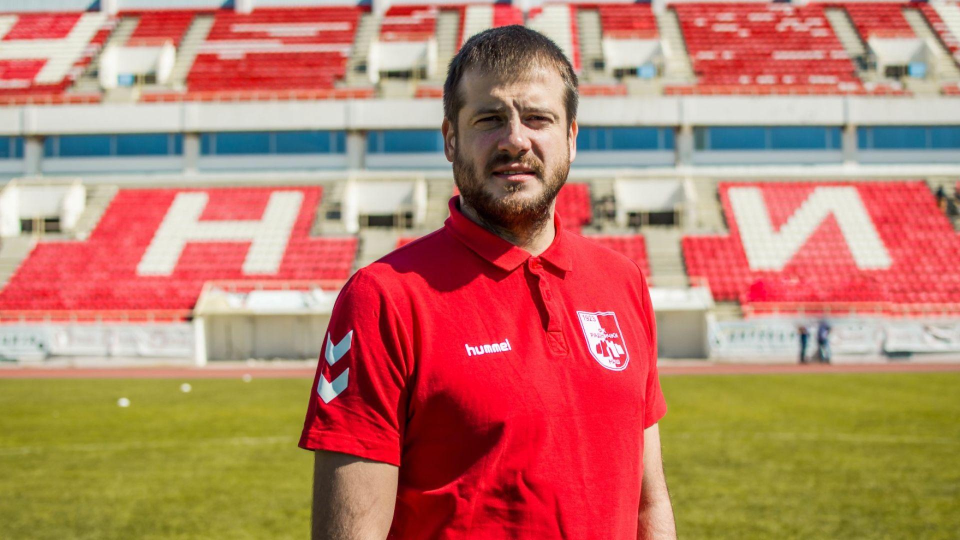 ЦСКА отново избира млад сърбин за треньор?
