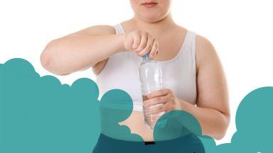 Водата ни прави дебели