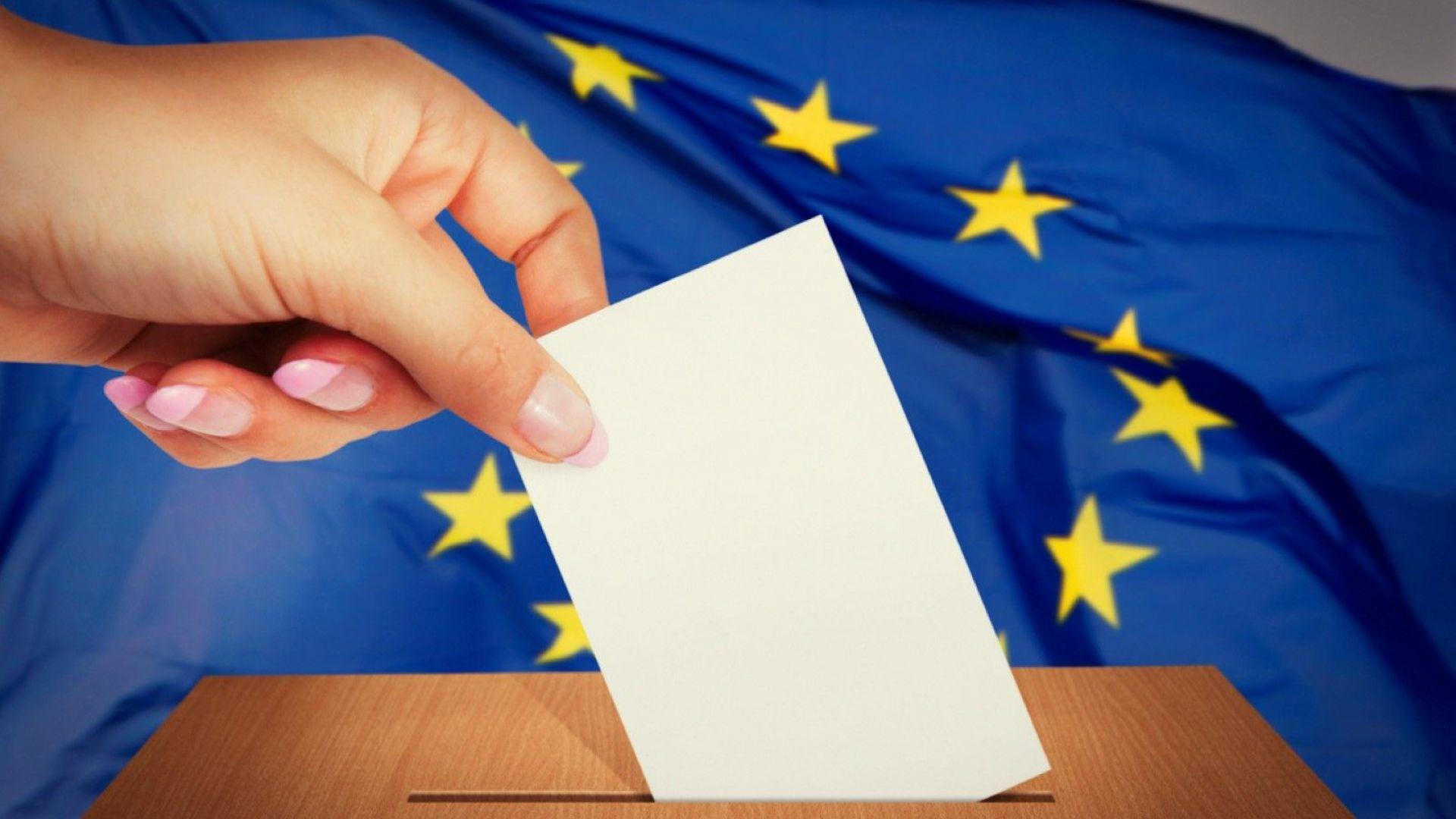 Барометър: Четири сигурни партии за ЕП, твърде много избиратели се колебаят