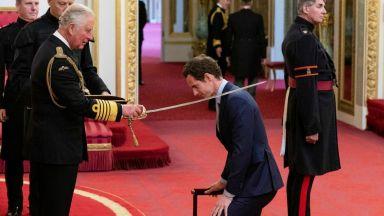 Анди Мъри получи своето рицарско звание