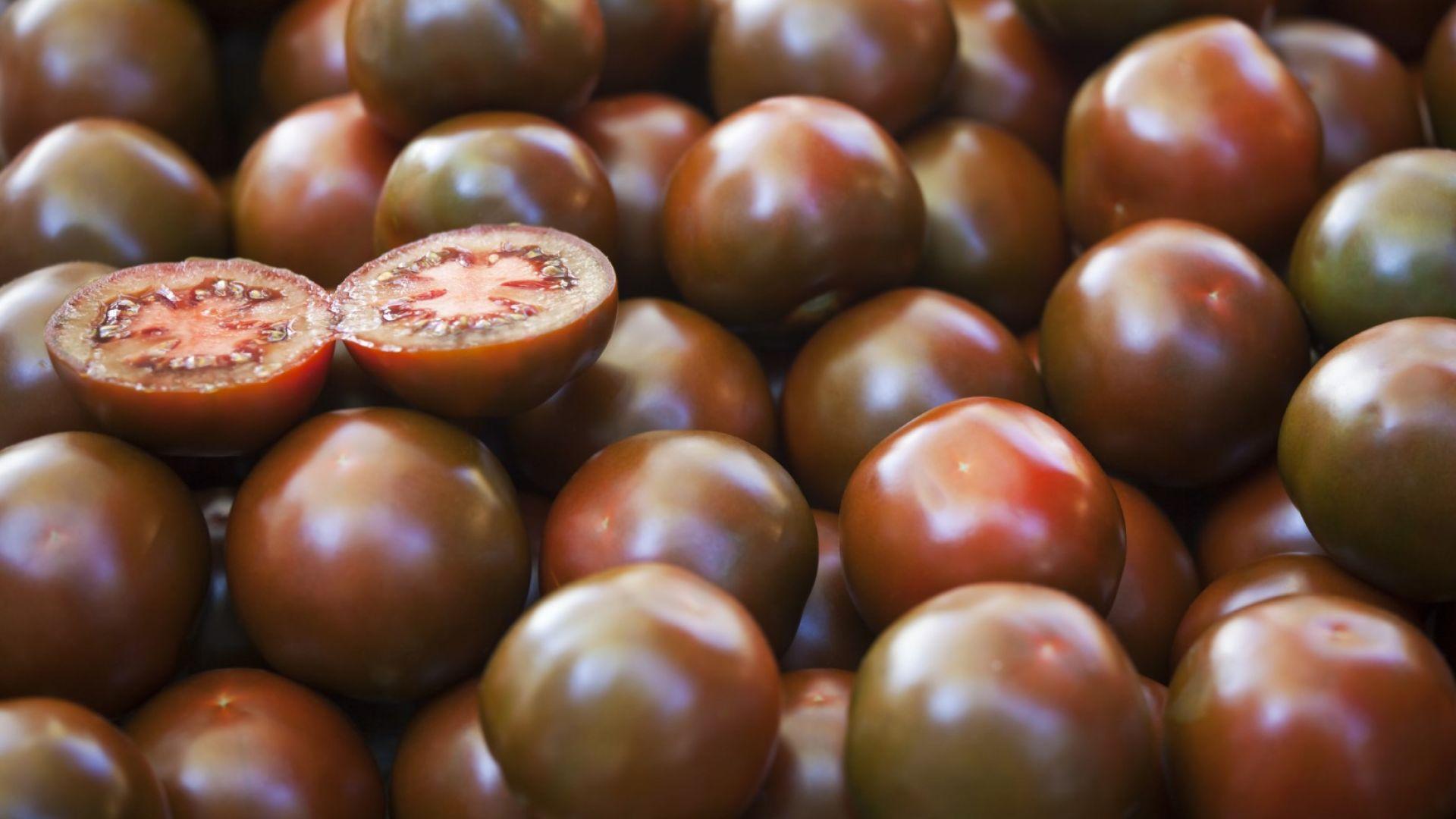 Защо доматите вече нямат вкус на домати (снимки)