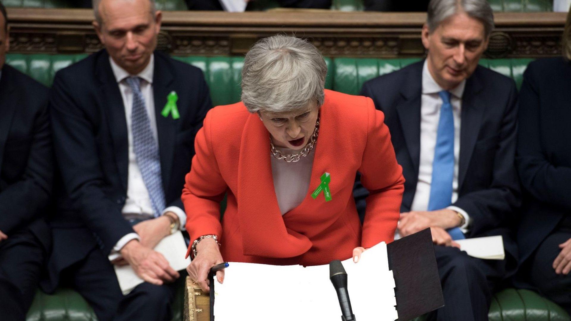 Преговорите за Брекзит между двете  основни британски партии са пред провал