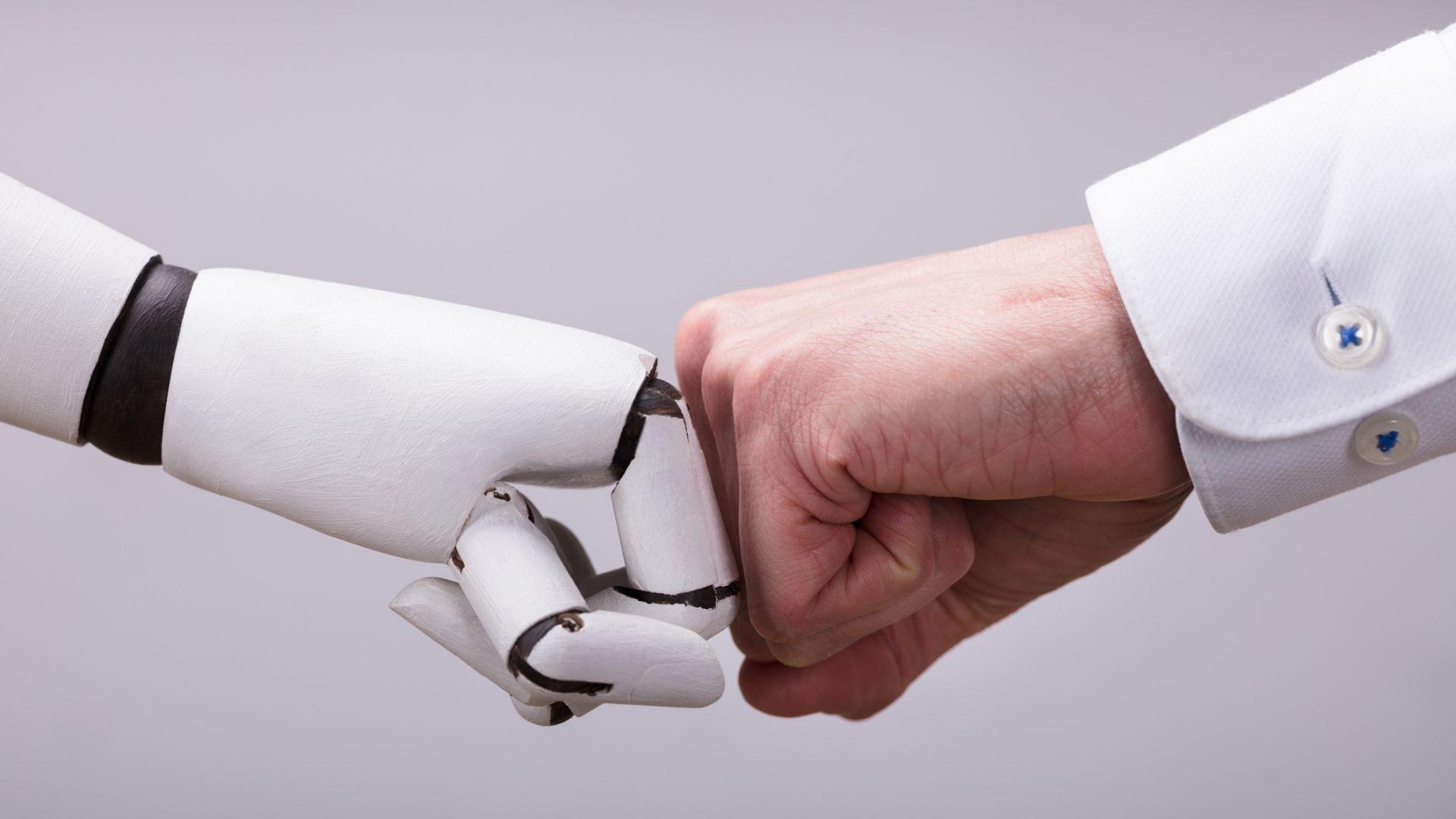 Потенциалът за конфликт между роботи и работници може да бъде избегнат с правилните политики