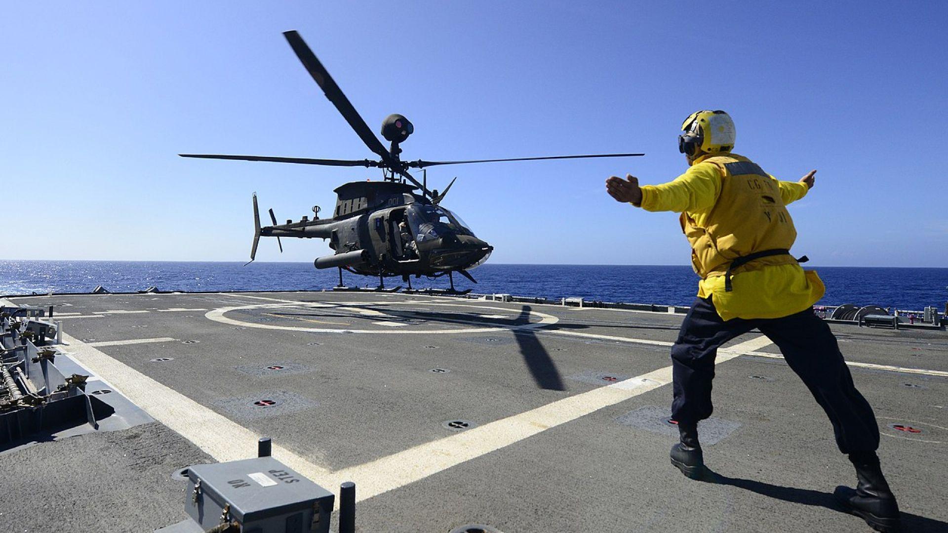 САЩ подари 70 бойни хеликоптера на Гърция