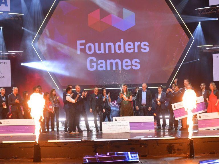 Webit разаде $1 милион в най-голямото стартъп състезание в света