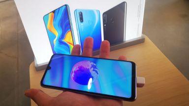 Huawei представи новия P30 lite в България