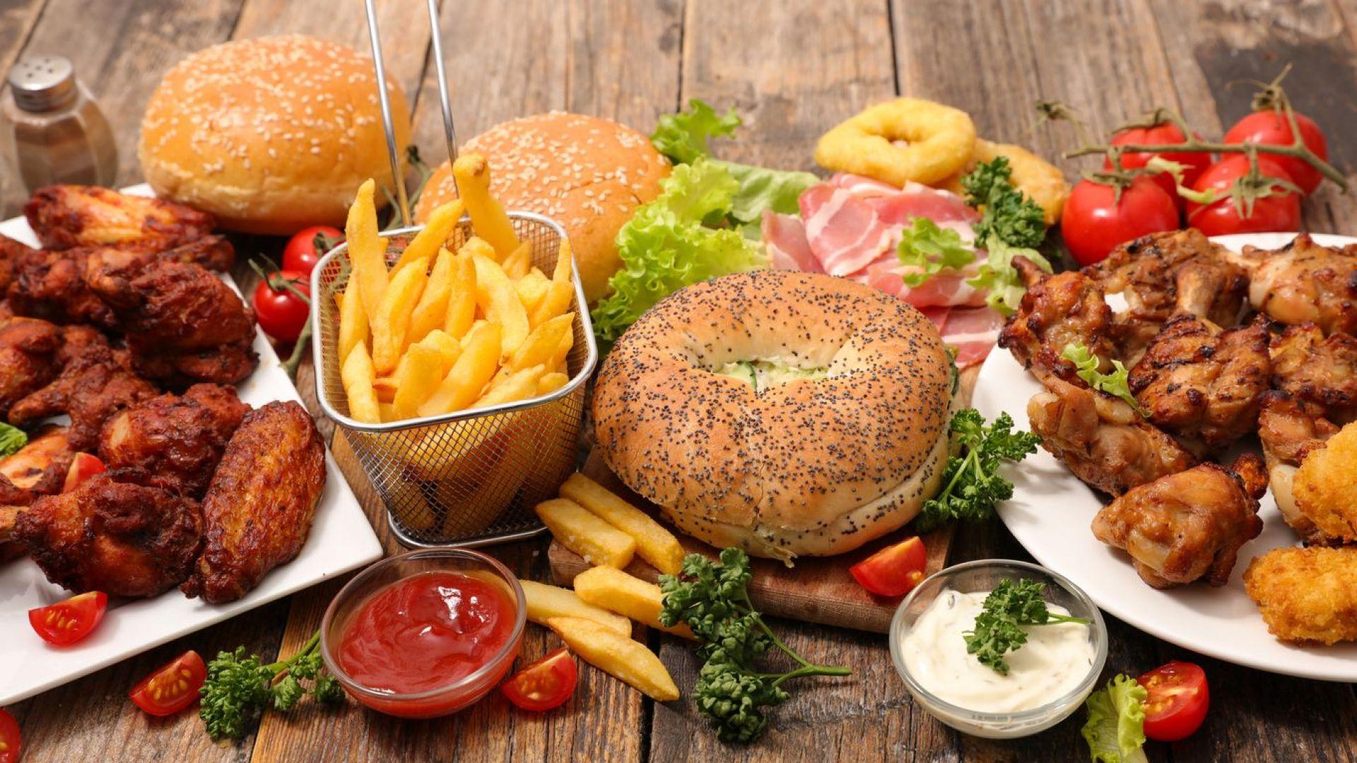 Свръхпреработената храна стимулира апетита