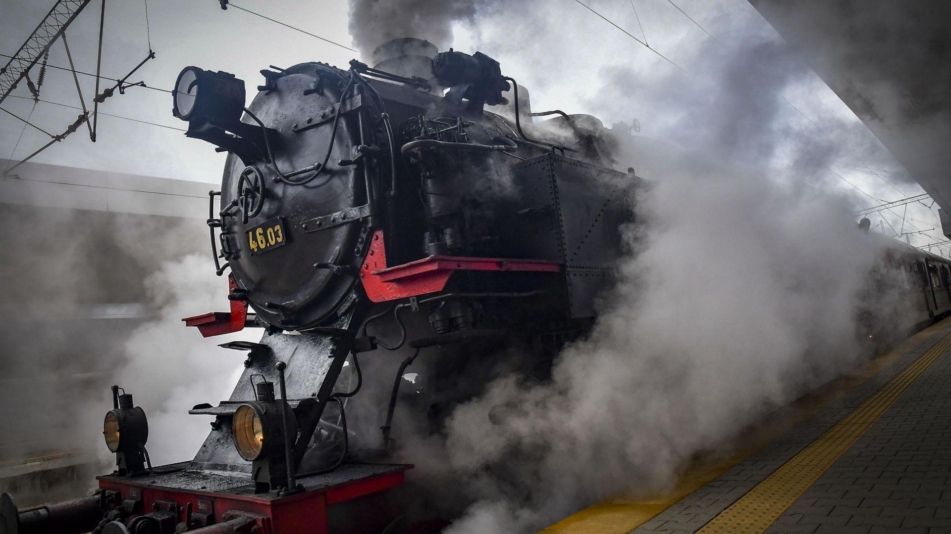 Ретро влак ще вози от София до Кюстендил за ден
