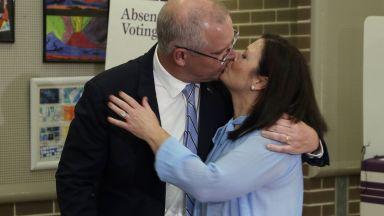 Неочаквана изборна победа за управляващите в Австралия