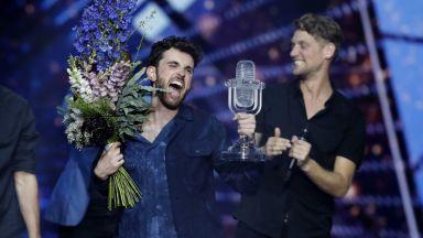 """Кой е Дънкан Лорънс - човекът, който спечели """"Евровизия"""""""