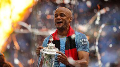 Големият капитан се сбогува със Сити след 11 години
