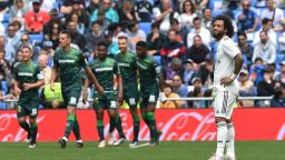 Ужасен край на един ужасен сезон за Реал