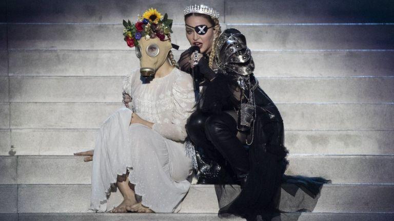 """Санкции грозят Мадона и исландците на """"Евровизия"""""""