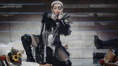 Израелската министърка на културата разкритикува Мадона