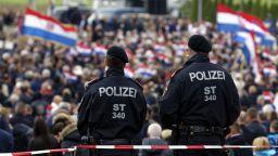 Арестуваха хърватин заради заради хитлеристки поздрав в Австрия