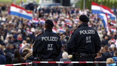 Арестуваха хърватин заради хитлеристки поздрав в Австрия