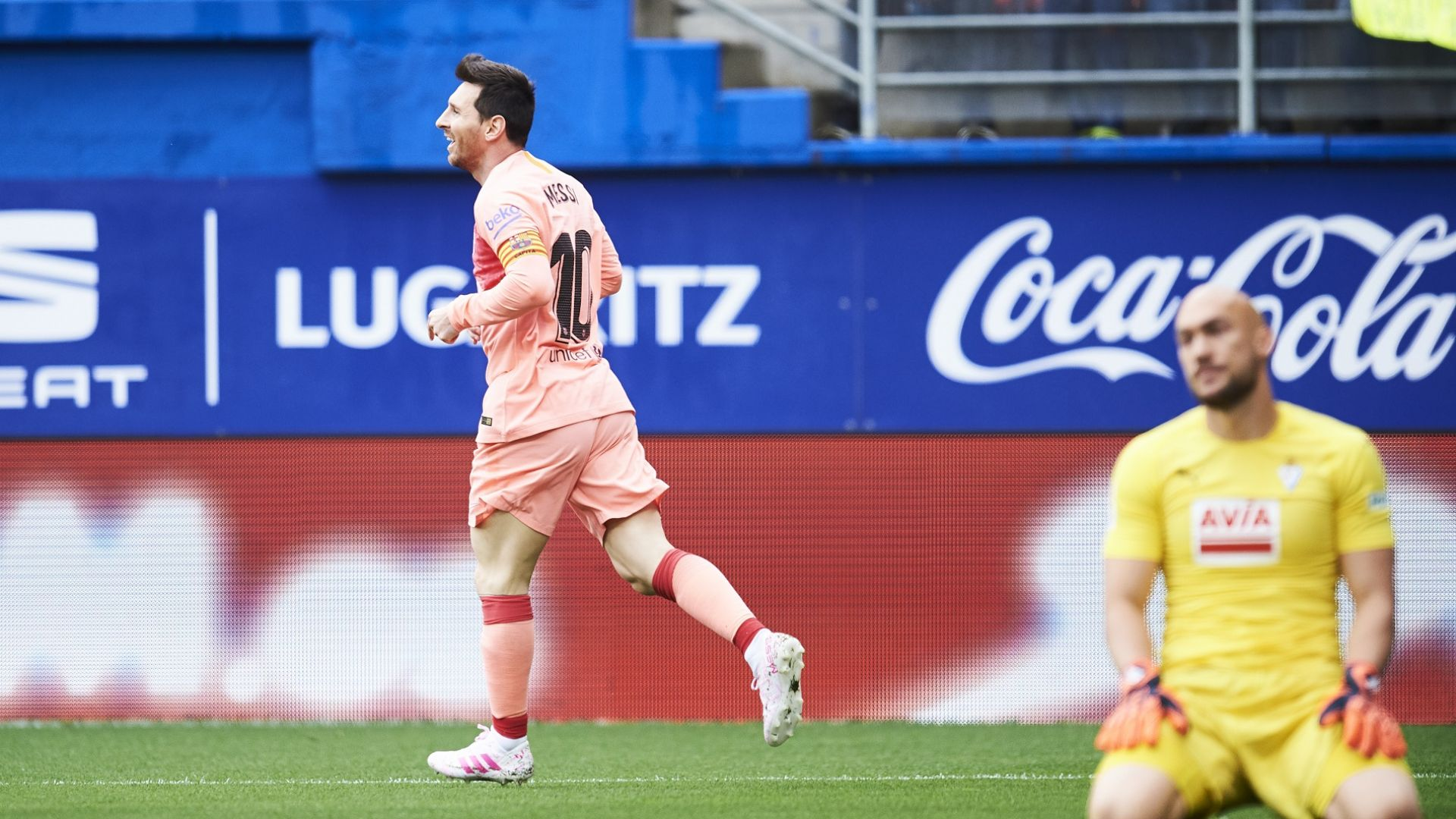 Меси се развихри и закри сезона в Ла Лига с два гола