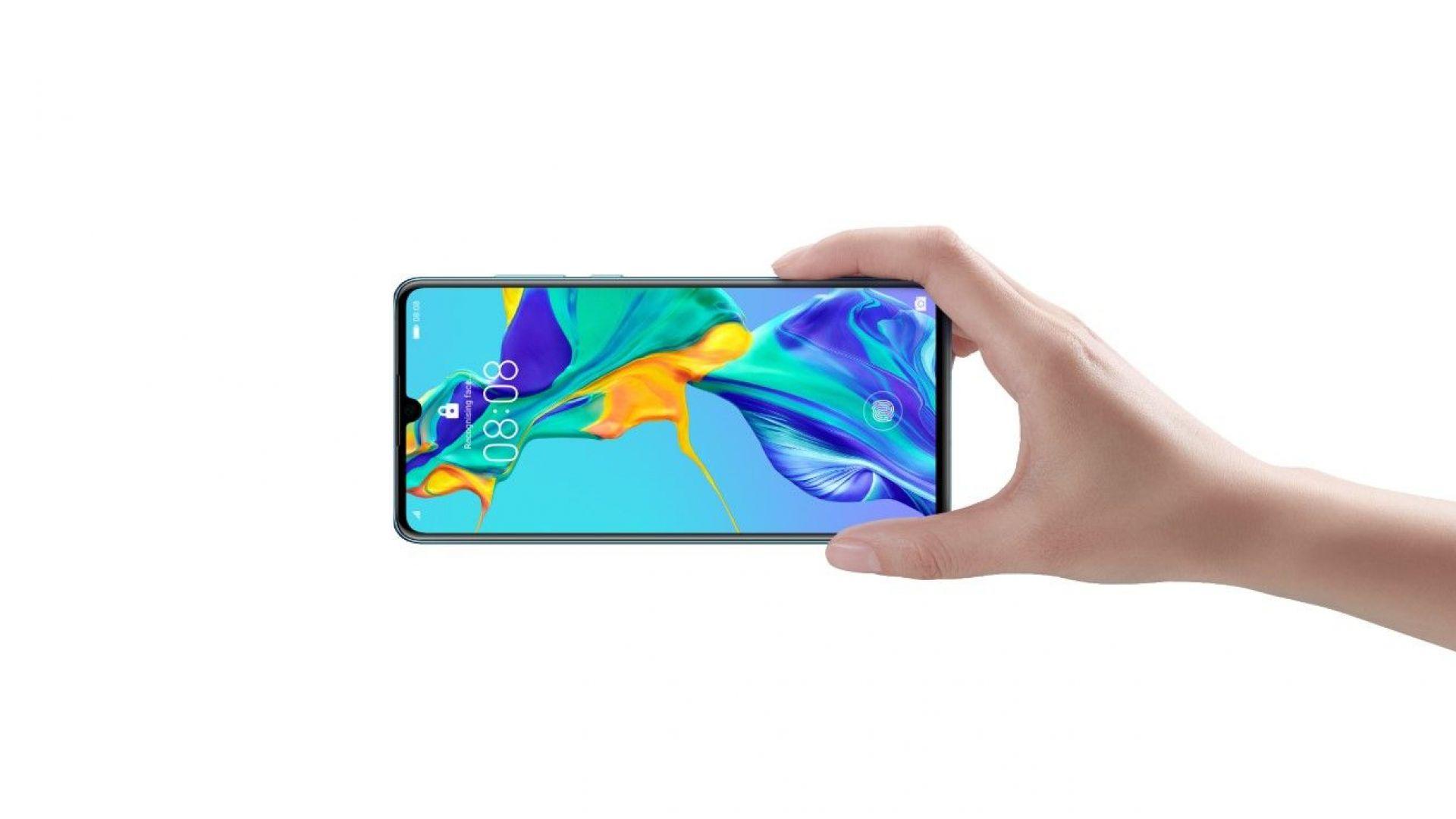 Стана ясно как ще се казва новата ОС на Huawei