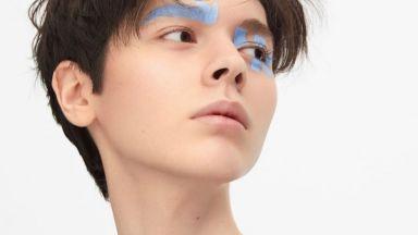 Кристиан Костов на корицата на Elle в Китай