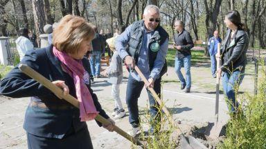 Рекорден брой граждани се включиха в пролетното почистване на София