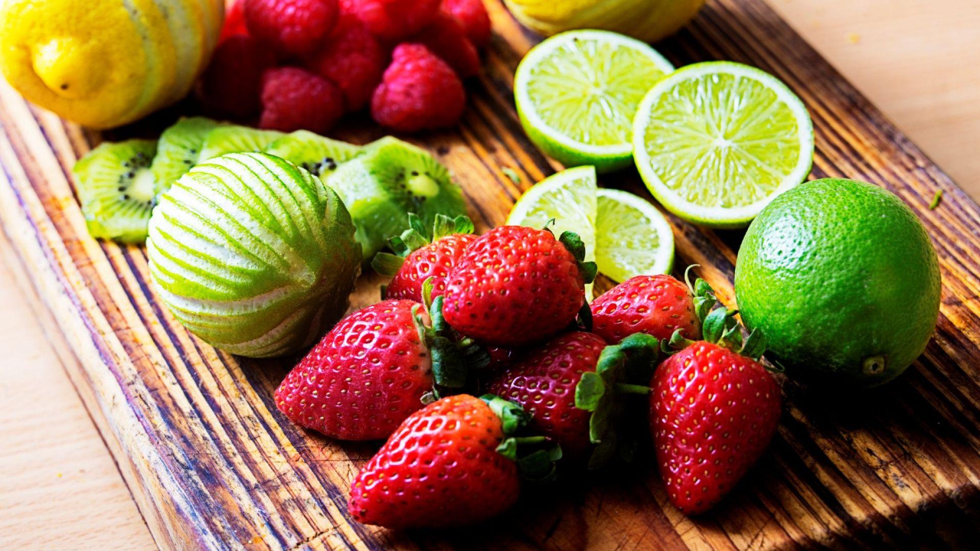 Кои са най-полезните плодове