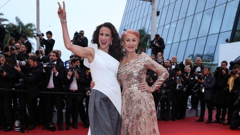Анди Макдауъл, Хелън Мирън и Моника Белучи неотразими на червения килим