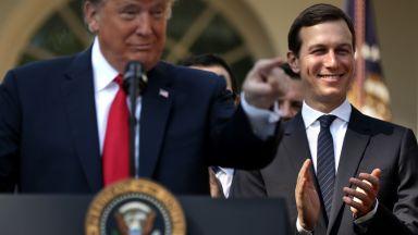 Засичат съмнителни трансакции по сметките на Тръмп и зет му