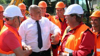 Борисов обеща БВП да надхвърли 120 млрд. лв.