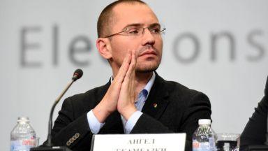 Ангел Джамбазки e единственият българският представител в топ 10 по активност в ЕП