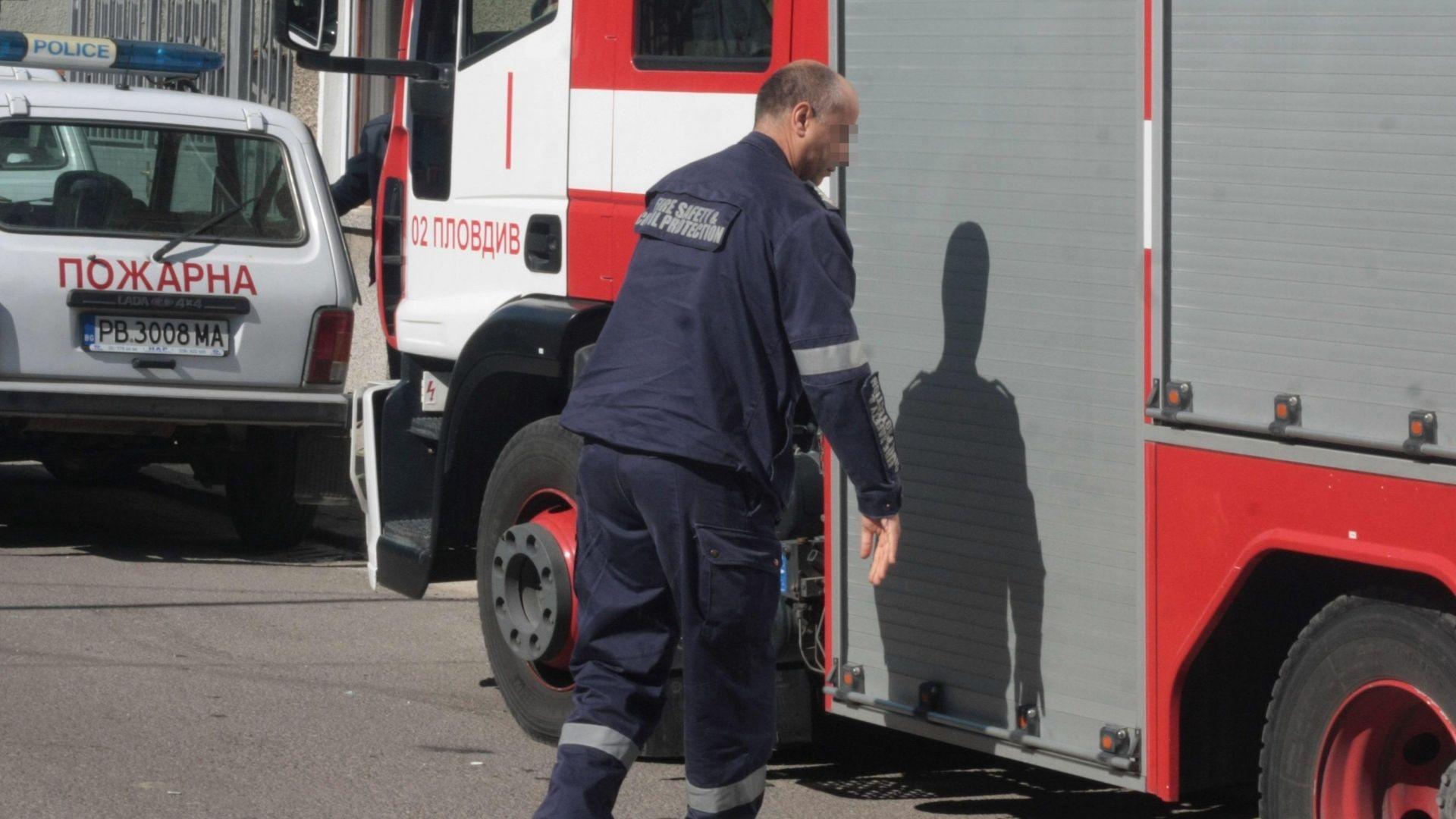 Взрив на бойлер унищожи апартамент в центъра на Пловдив. Инцидентът