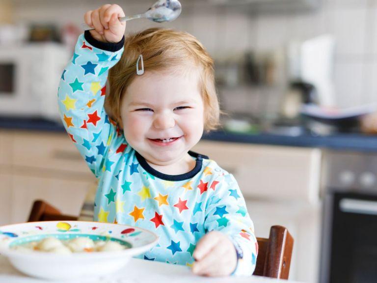 Тайната на добрия апетит при детето
