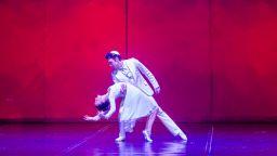 Балетният спектакъл ''Гето'' по музика на Горан Брегович гостува в Музикалния театър