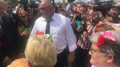 """Борисов: Ще правим обход от АМ """"Тракия"""" към Поморие"""